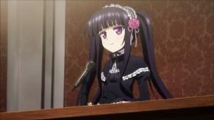 Цукумо Сакуя(Tsukumo Sakuya). Героиня аниме Идеальная пара(Absolute Duo). Директор академии Корью.