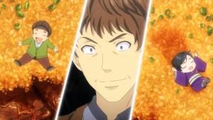 """Реакция судий на блюдо Сомы из аниме Shokugeki no Soma(""""Повар-боец Сома"""", """"В поисках божественного рецепта"""")"""