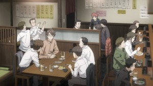 """Юкихира Сома работает в семейном ресторане в аниме Shokugeki no Soma(""""Повар-боец Сома"""", """"В поисках божественного рецепта"""")"""