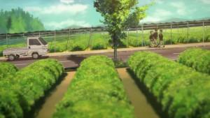 Главные герои аниме Играй, Эуфониум идут домой