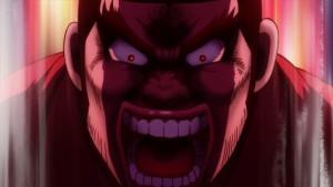 Возмущенный Такео из аниме Ore Monogatari