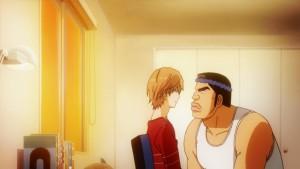 Такео и Сунакава из аниме Ore Monogatari