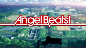 Логотип аниме Angel Beats