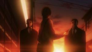 Люди в черном пришли за Сакамото