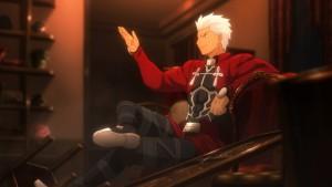"Fate/Stay Night: Unlimited Blade Works (""Судьба/Ночь схватки. Клинков бесконечный край"")"