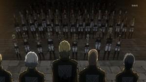 Солдаты на службе царя и отечества