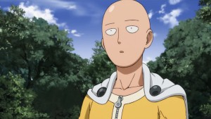 One Punch Man («Ванпанчмен»)