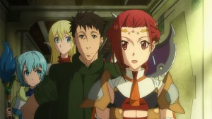 Герои на миссии