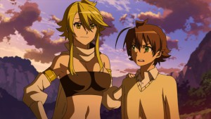 Леонэ и Тацуми