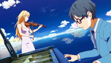 Косэй и Каори играют дуэтом