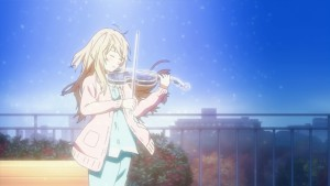 Игра на небесной скрипке