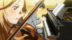 Совместное выступление Каори и Косэя