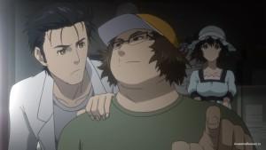 Команда Окабэ Ринтаро