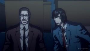 Ягами Соичиро и Мацуда