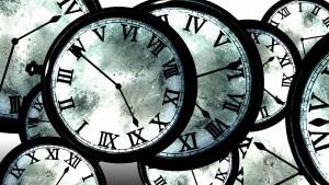 Часы. Просто много часов