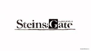 Steins;Gate логотип