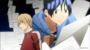 Маширо и Такаги