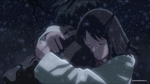 Акари и Такаги