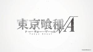 Логотип Tokyo Ghoul √A