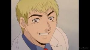 Улыбающийся Онидзука