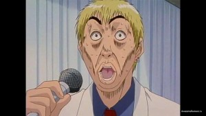 Лицо Онидзуки 11