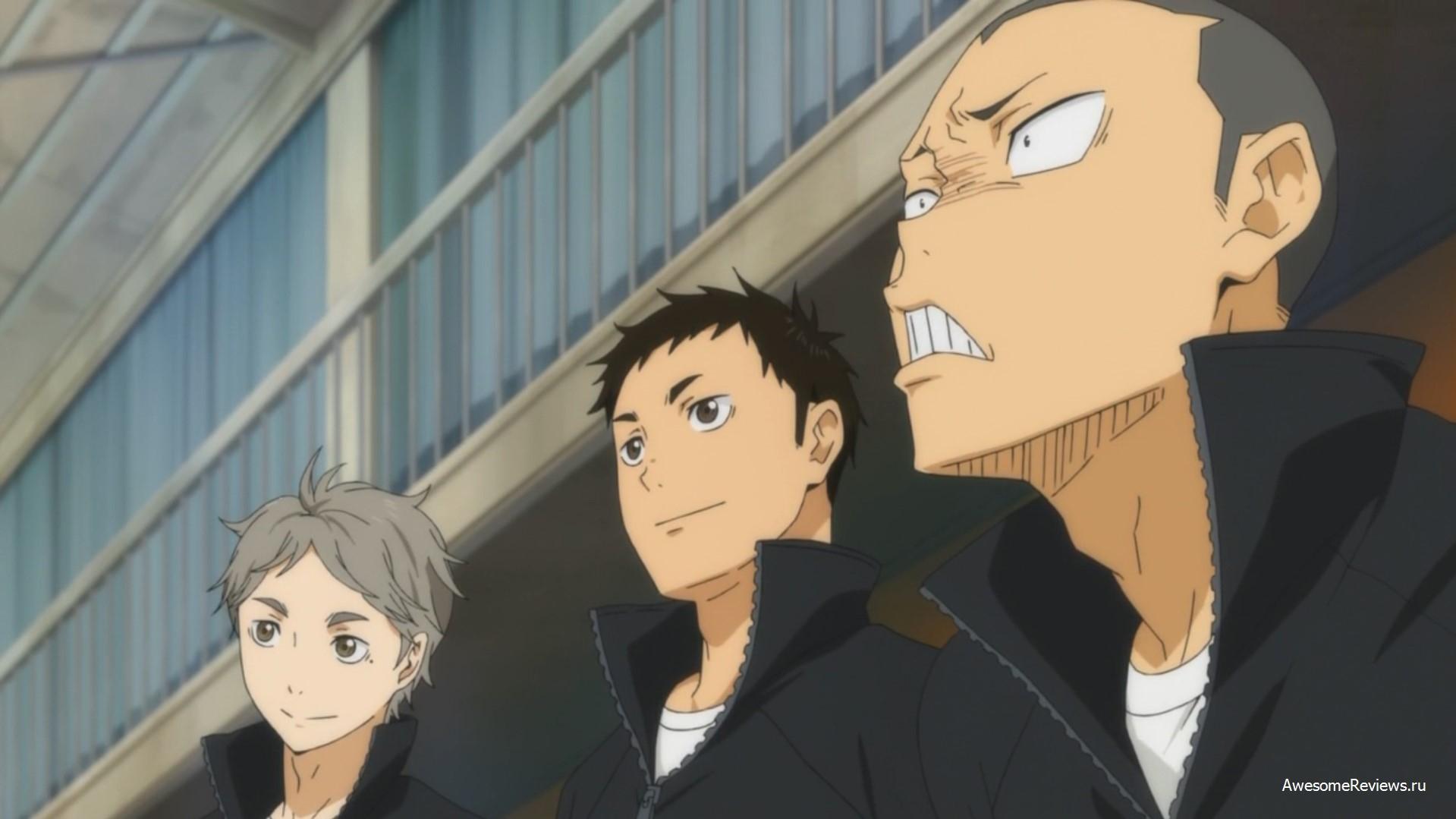 Первый день осени картинки аниме