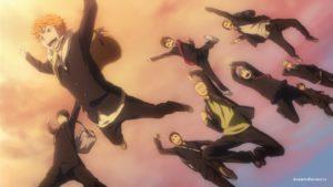 Летящая команда Карасуно