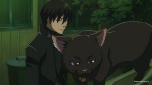 Хэй и котейка Мао