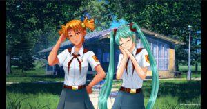 Мику и Алиса