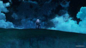Принцесса Алиша и ночное небо