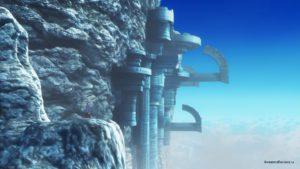 Сорей и руины