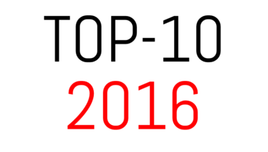 Top-10 2016