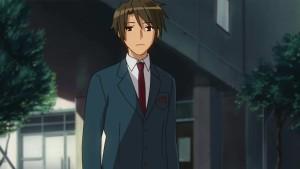 Ицуки Коидзуми (Itsuki Koidzumi) - член команды SOS, экстрасенс