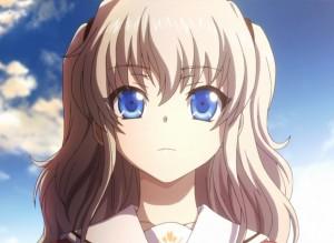 Нао Томори(Nao Tomori) - главная героиня аниме Шарлотта(Charlotte)