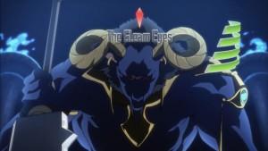 Один из боссов в SAO