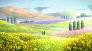 Цветочное поле в SAO