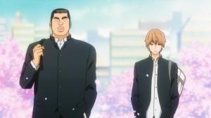Такео и Сунахара из аниме Ore Monogatari