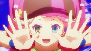 Богиня Тето из аниме No Game No Life