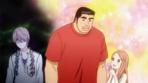 Главные герои аниме Ore Monogatari