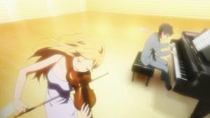 Shigatsu wa Kimi no Uso («Твоя Апрельская Ложь», «Your Lie in April»)