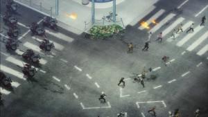 Нападение на мирных жителей