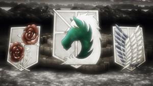 Символы солдатских гарнизонов