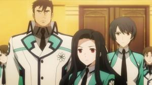 Студенты из школы магов