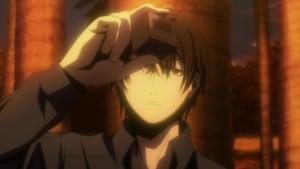 Рета Сакамото - главный герой аниме Взрыв!
