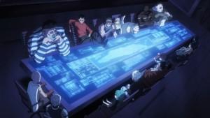 Собрание героев с участием Саитамы