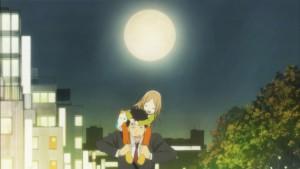 Беги, Дайкичи, от луны!