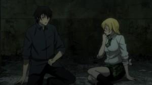 Стесняшки Сакамото и Химико
