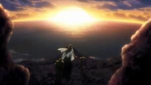 Первый совместный рассвет героев