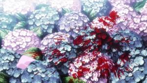 Кровавые цветы