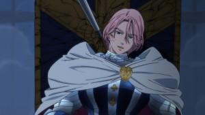 Типичный святой рыцарь